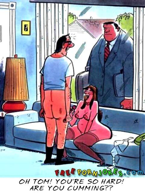 Adult naked cowgirl humour