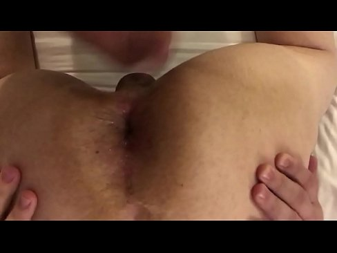 Tranny in my ass
