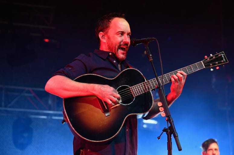 Most popular dmb songs