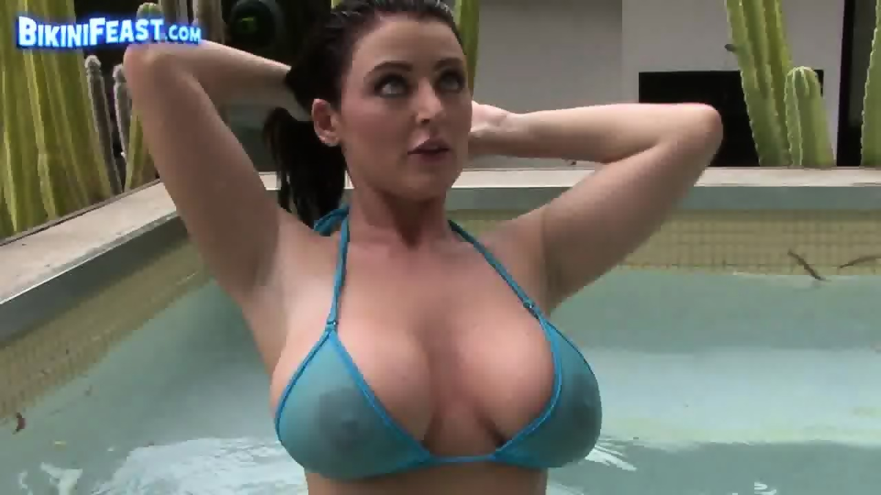 Fit with big tits
