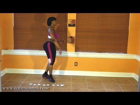 How to get a ass like buffie