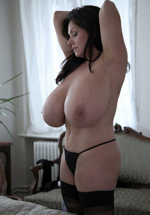 Naked women eith big tits