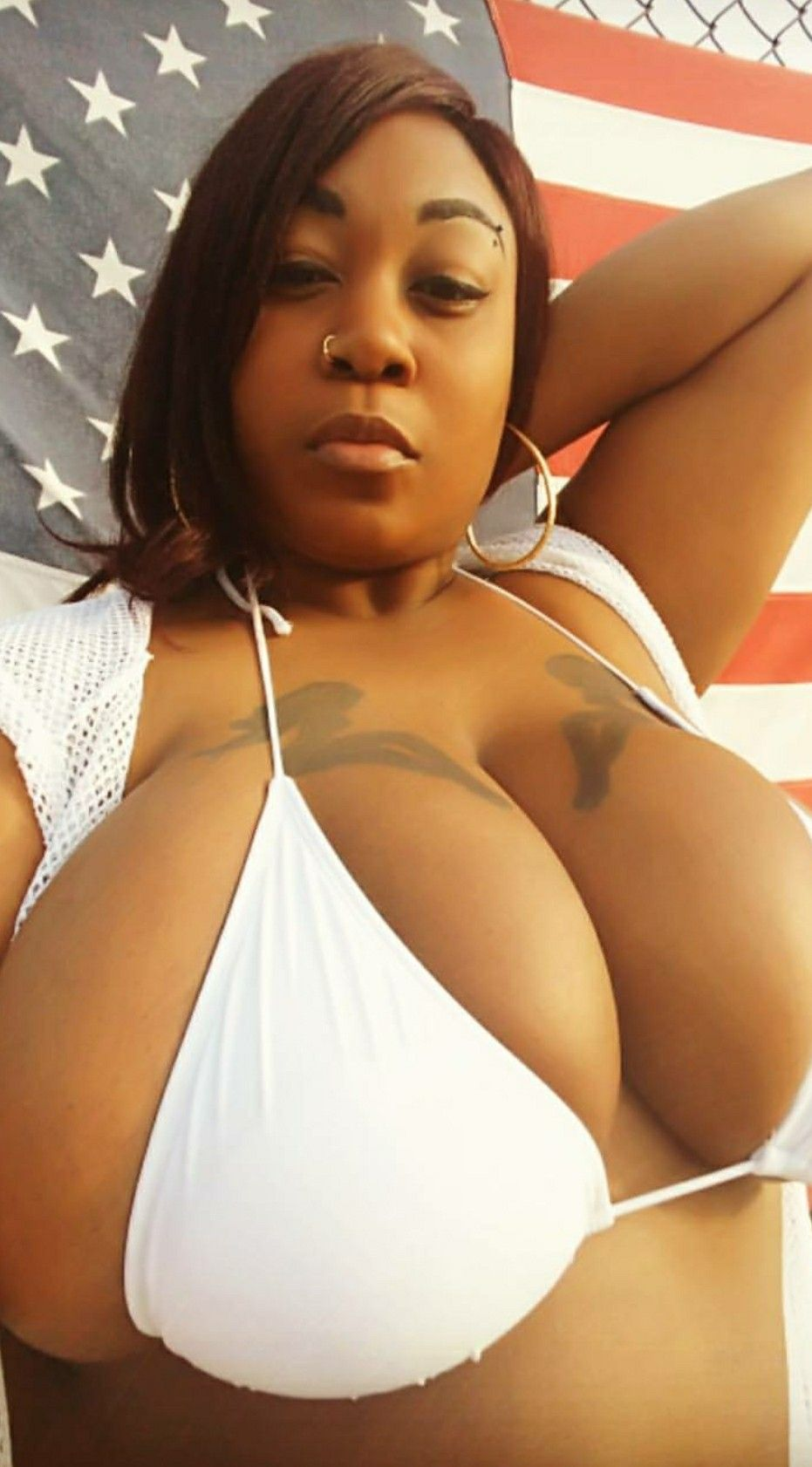 Show me women with big tits